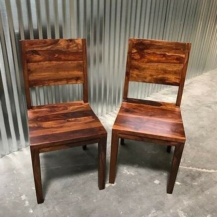 Lachlan Side Chair (Set of 2) by Millwood Pines