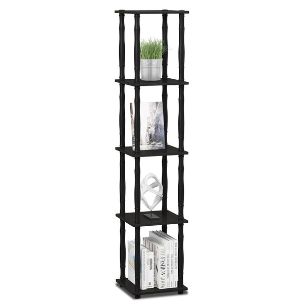 Matthew 5 Tier Etagere Bookcase by Ebern Designs