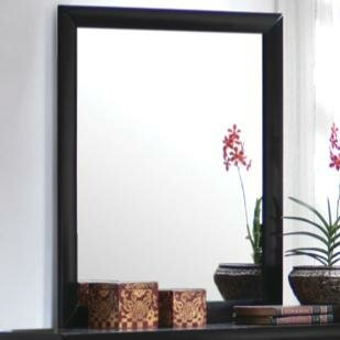 Hooley Rectangular Dresser Mirror by Winston Porter