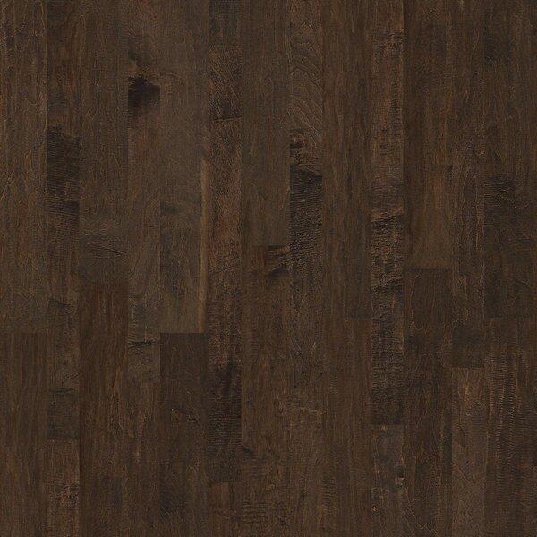 Farmton Random Width Engineered Maple Hardwood Flooring in Mintrum by Shaw Floors