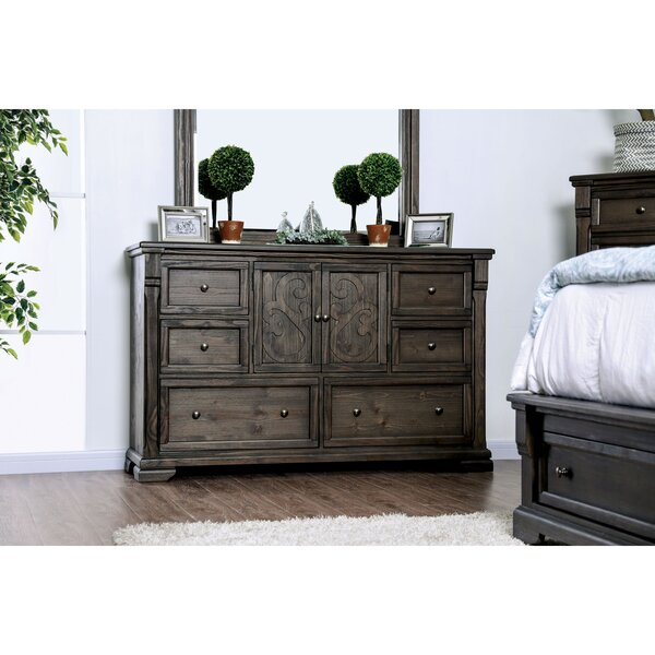 Trever 6 Drawer Dresser by Darby Home Co