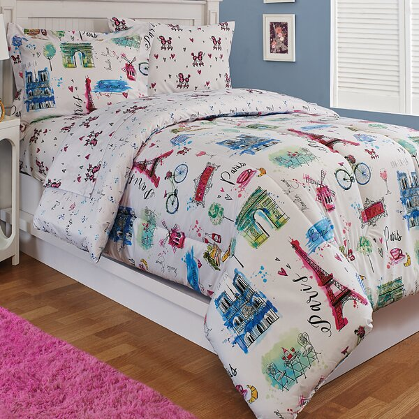 Han Paris Sheet Set by Zoomie Kids