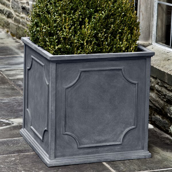 Pacifica Fiberglass Planter Box by Campania International