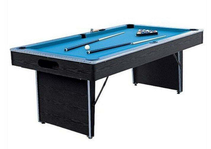 Imperial International Folding NonSlate Pool Table Wayfair - 9 slate pool table