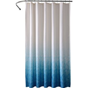 Good Beall Lace Ombre Shower Curtain