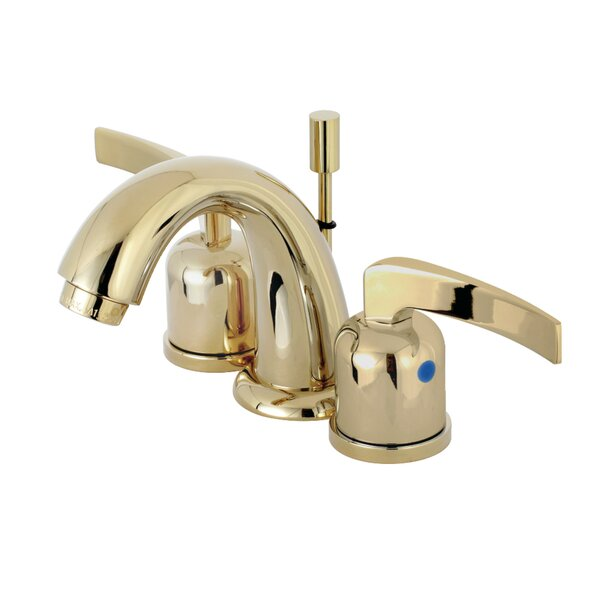 Centurion Widespread Faucet Bathroom Faucet With Drain Assembly By Kingston Brass