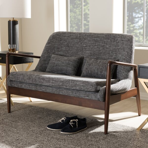 Shop Fashion Craver Loveseat by Corrigan Studio by Corrigan Studio