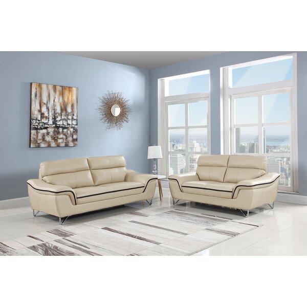 Trower 2 Piece Living Room Set (Set of 2) by Red Barrel Studio