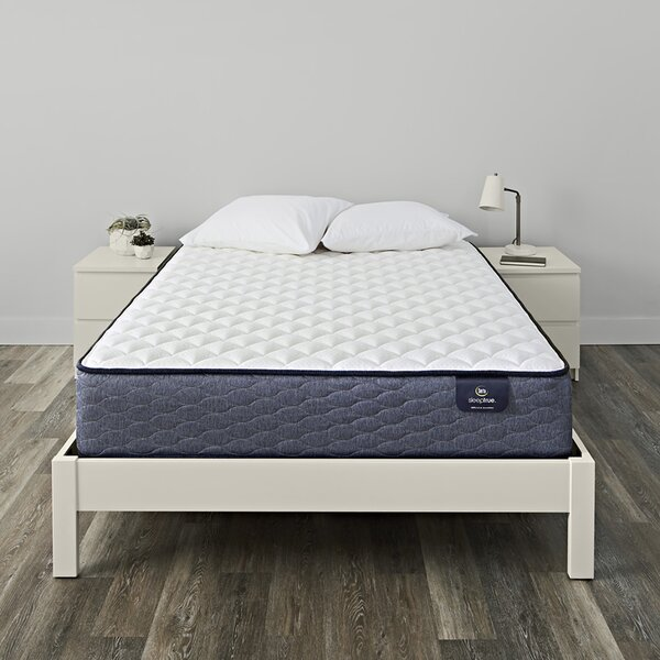 Alverson 11.5 inch Firm Innerspring Mattress by Serta