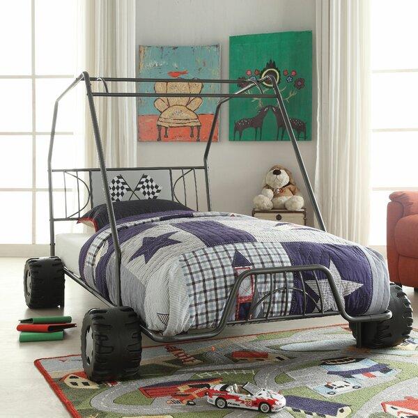 Ireland Twin Car Bed by Zoomie Kids
