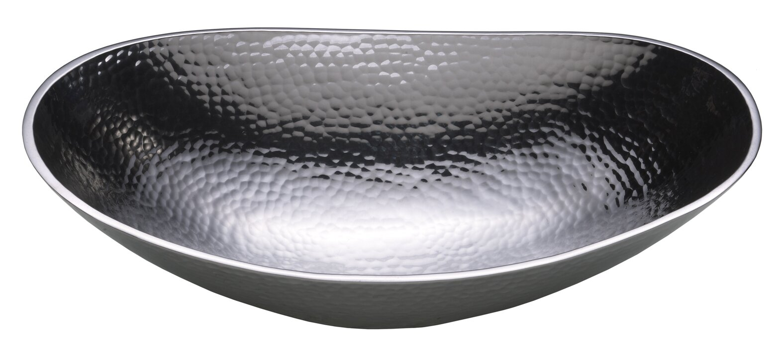 Cast Aluminum Fruit Bowl