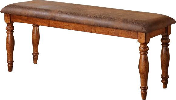 Sayles Wood Bench by World Menagerie