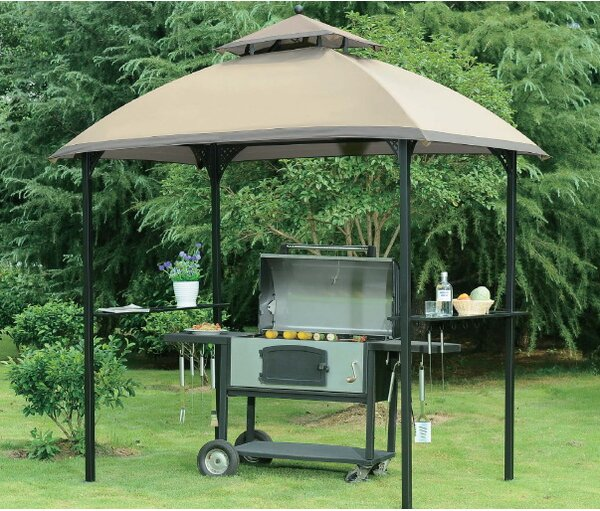 Replacement Canopy for Windsor Grill Gazebo by Sunjoy