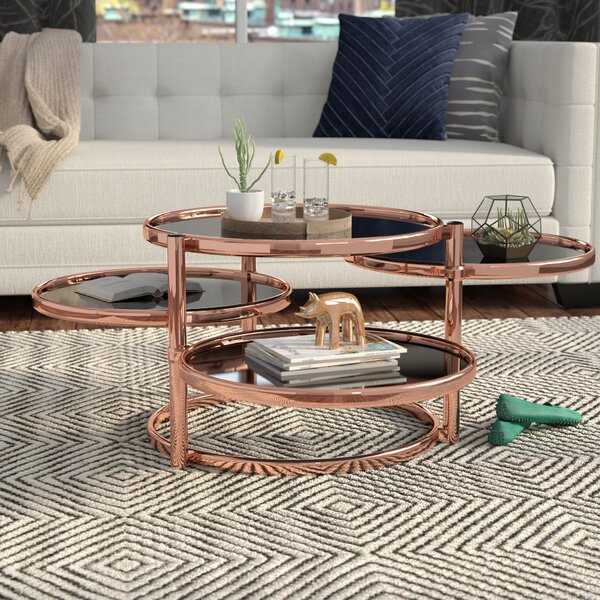 Benford Coffee Table by Mercury Row