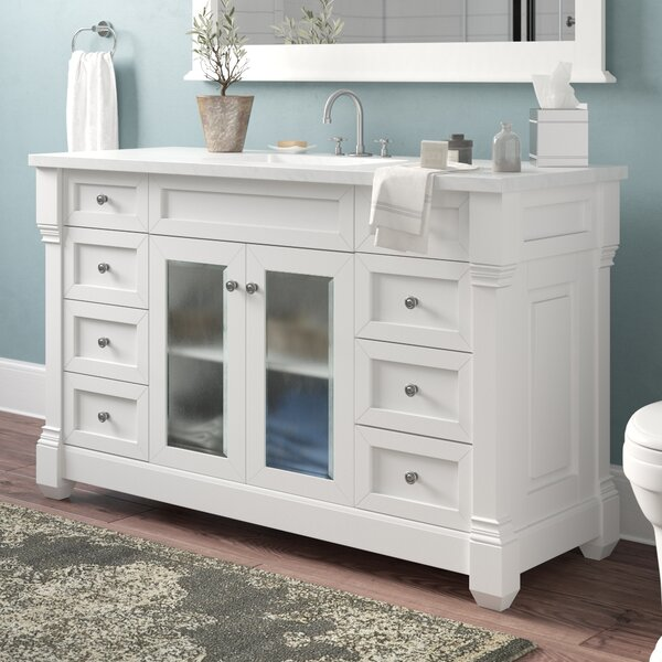 Laliberte 60 Single Bathroom Vanity Set by Lark Manor