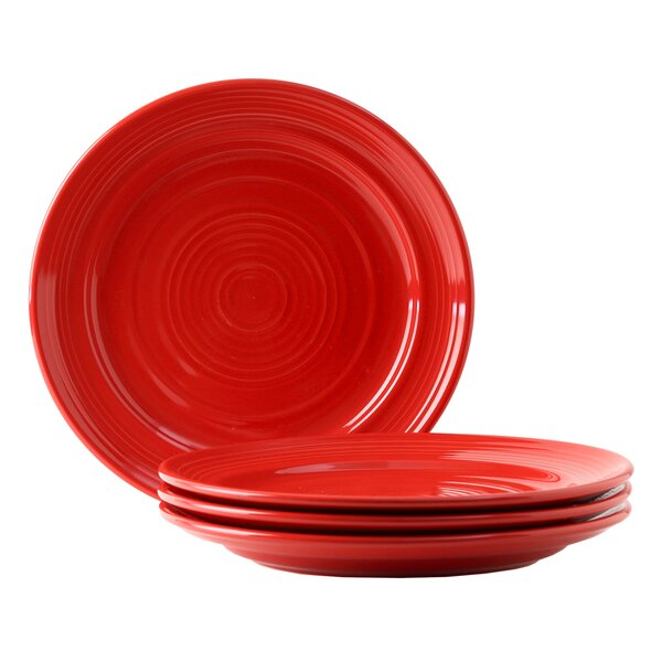 Guest 10.5 Dinner Plate (Set of 4) by Red Barrel Studio