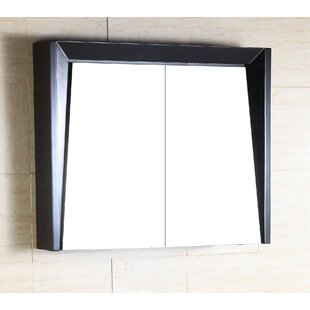 Order 30 x 25.8 Surface Mount Medicine Cabinet By Bellaterra Home