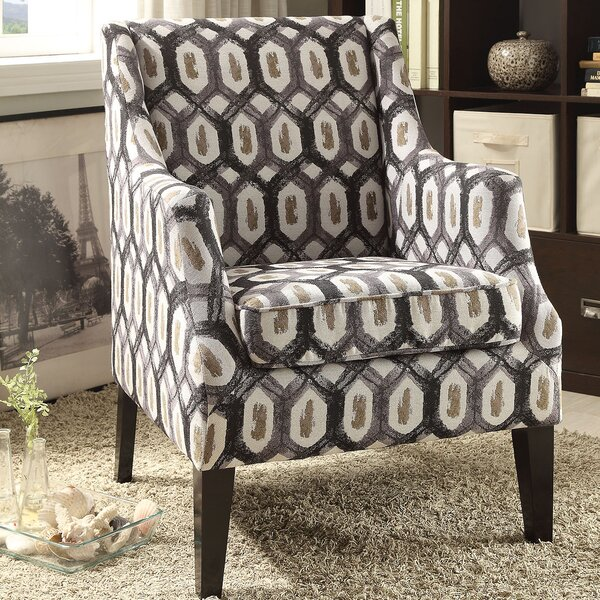 Miley Wingback Chair by Mercer41