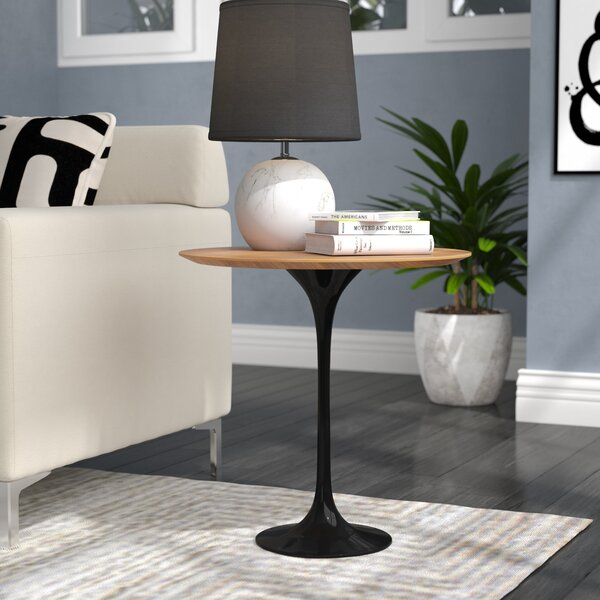 Bergen End Table by Comm Office