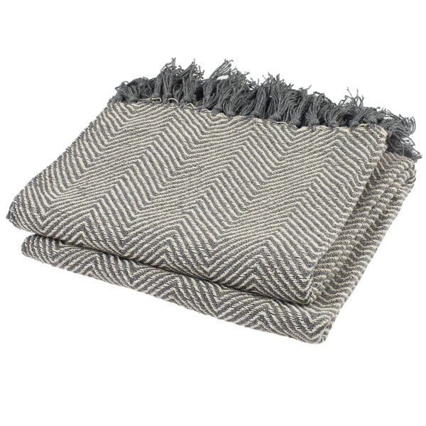 Sommers Cotton Throw by Gracie Oaks