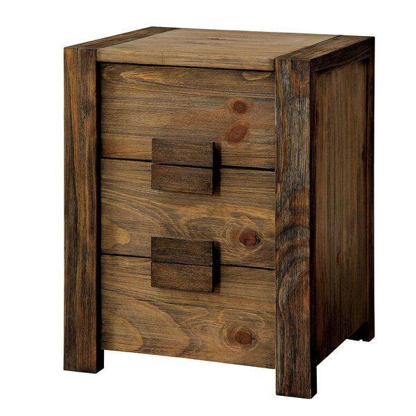 Kiker 2 Drawer Nightstand by Brayden Studio