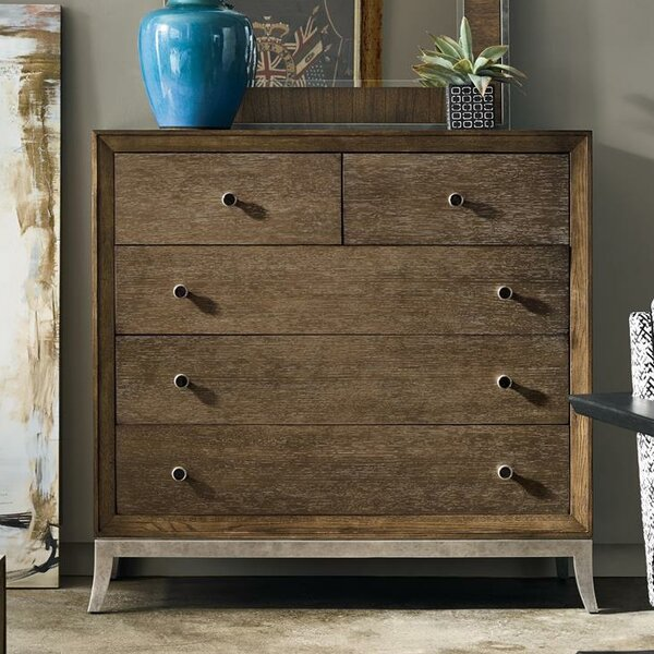 Portfolio Bedroom Media Chest by Fine Furniture Design