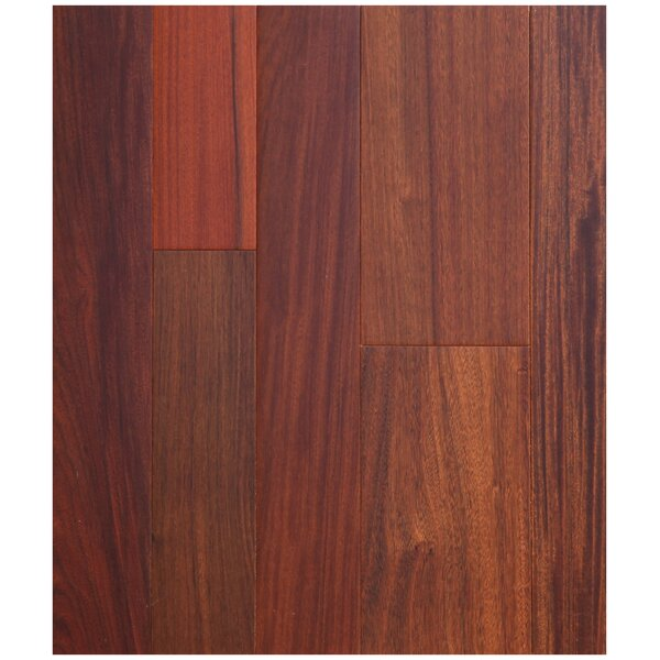 3 Engineered Ipe Hardwood Flooring in Espresso by Easoon USA