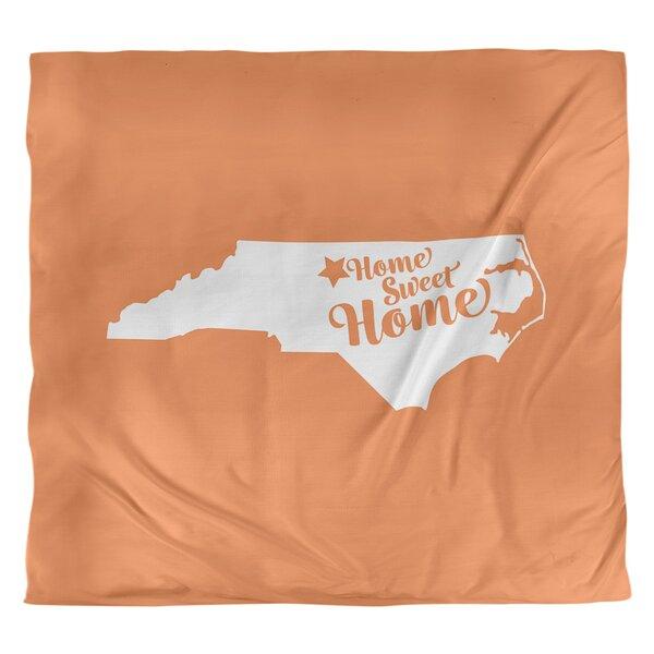 Home Sweet Greensboro Duvet Cover