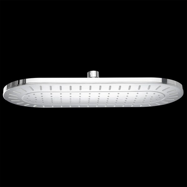 1.8 GPM Rain Adjustable Shower Head By AKDY