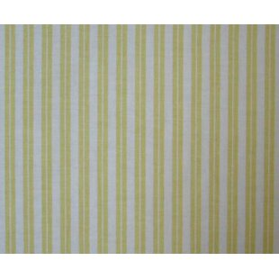Shop for Dual Stripe Fitted Crib Sheet BySheetworld