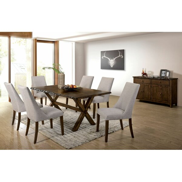 Vecinas 7 Piece Dining Set by Gracie Oaks