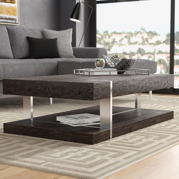 Daisytown Coffee Table by Wade Logan Wade Logan