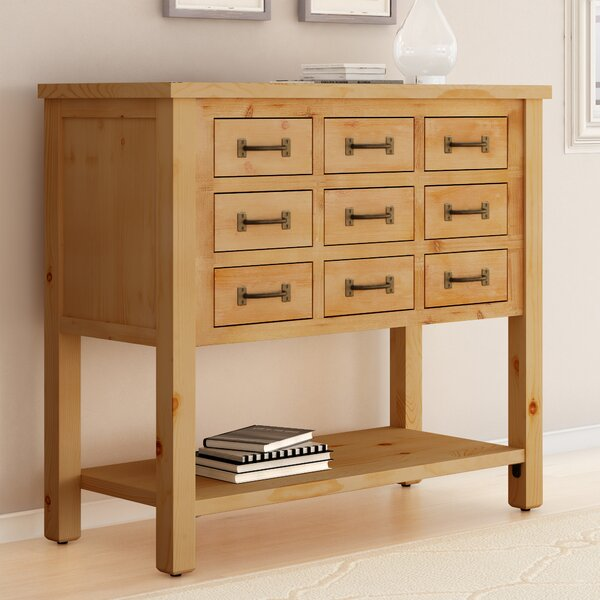 Gettinger 9 Drawer Chest by Three Posts