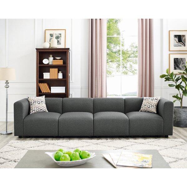 Premium Buy Korbin Modular Sofa by Wrought Studio by Wrought Studio