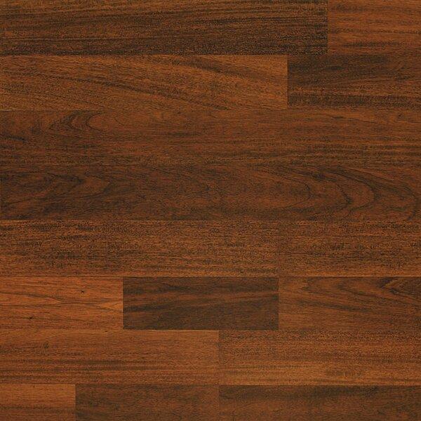 Classic 7.5 x 47.25 x 8mm Mahogany Laminate Flooring in Everglade Mahogany by Quick-Step