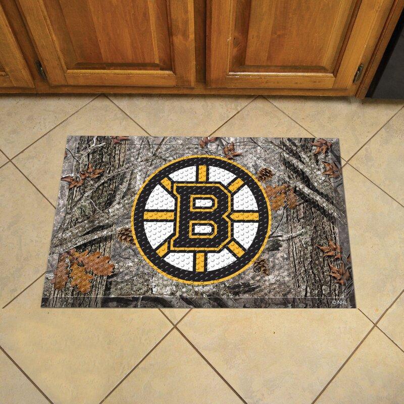 Fanmats Boston Bruins Medallion Door Mat Mimbarschool Com Ng