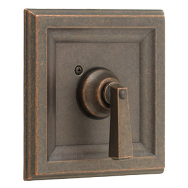 Town Square Shower Valve Trim Kit With Metal Lever Handle & EverClean by American Standard