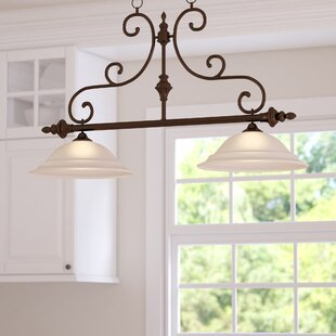 Buying Knapp 2-Light Kitchen Island Pendant By Darby Home Co