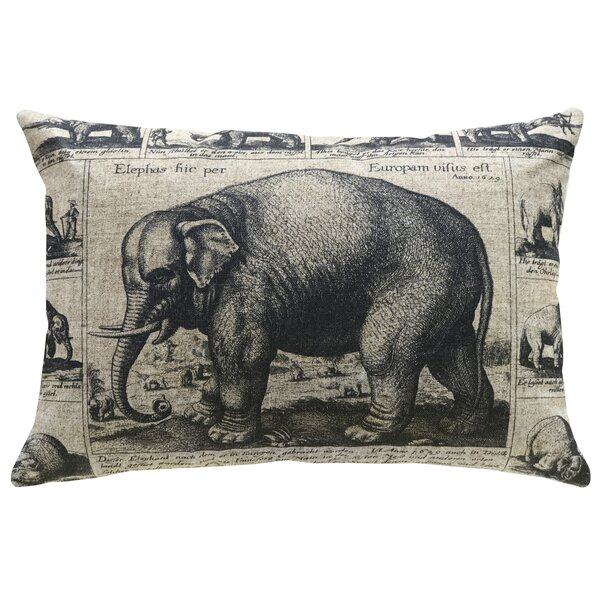 Holquin Linen Throw Pillow by Bloomsbury Market