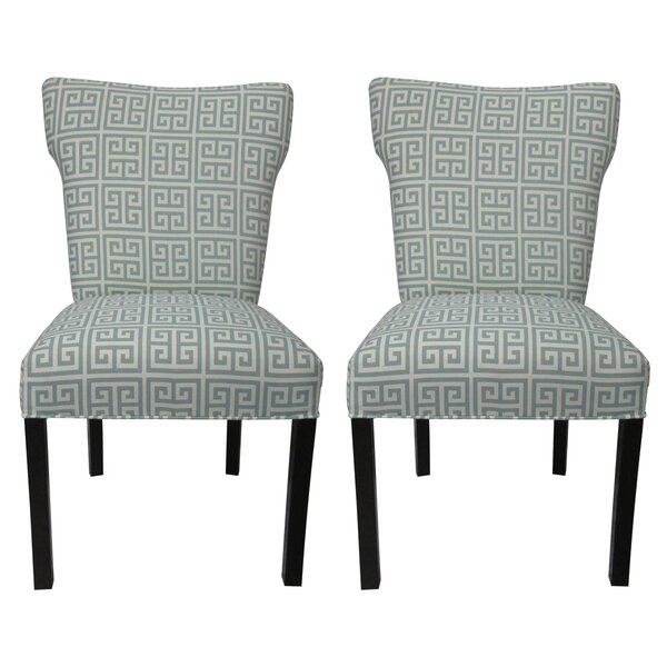 Towers Slipper Chair (Set of 2) by Sole Designs