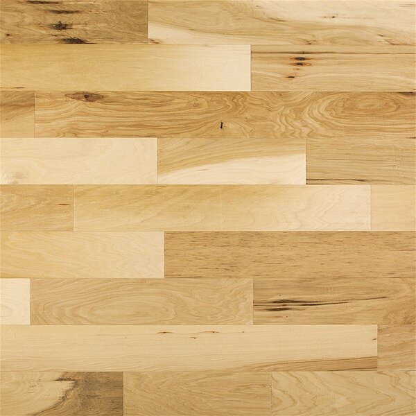Hampshire 5 Hickory Hardwood Flooring in Natural by Welles Hardwood