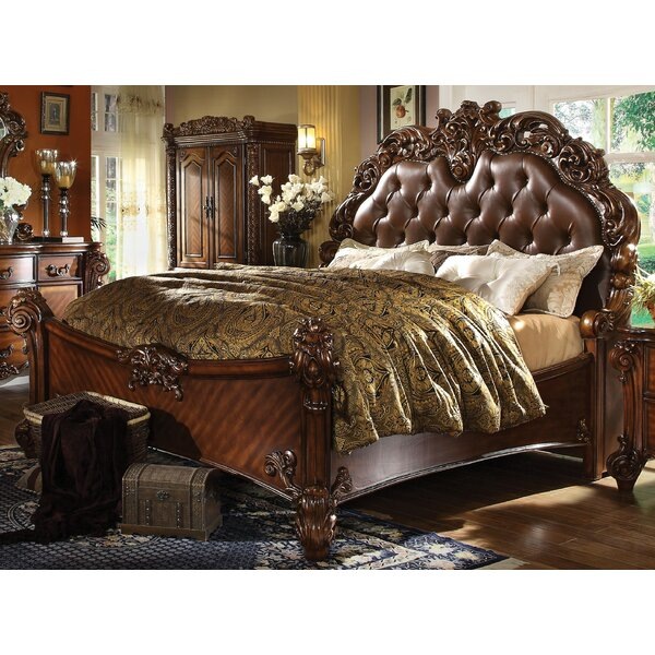 Dilbeck Upholstered Standard Bed by Astoria Grand