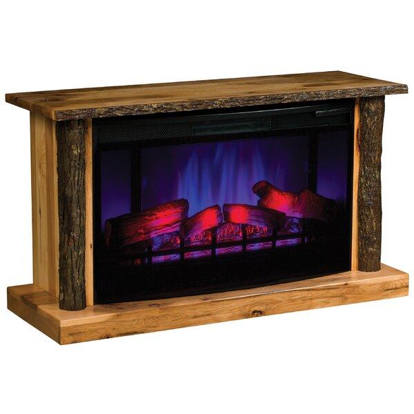 Zakariyah LED Electric Fireplace By Latitude Run