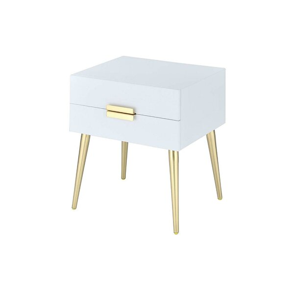 Keithley 1 Drawer Nightstand by Everly Quinn