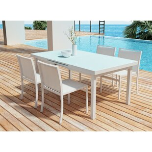 Drumankelly 5 Piece Dining Set By Orren Ellis