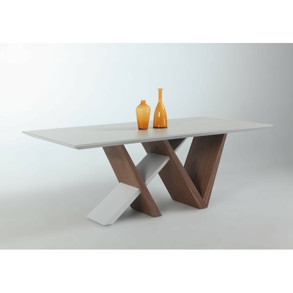 Dilip Dining Table by Orren Ellis