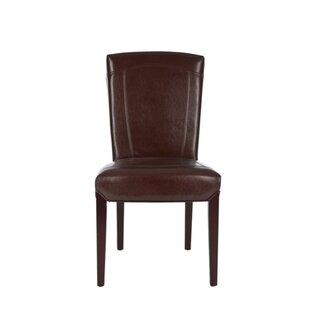 Price comparison Ken Bi-Cast Upholstered Dining Chair (Set of 2) BySafavieh