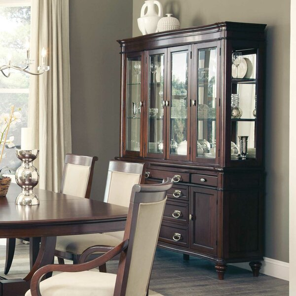 Alyssa China Cabinet by Wildon Home®