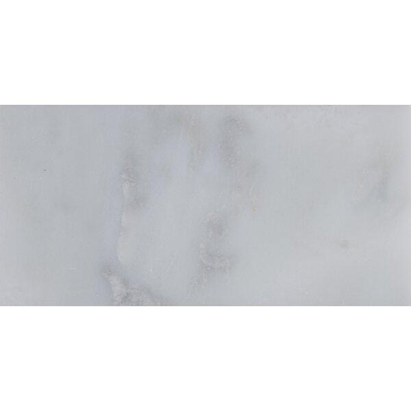 Arabescato Carrara 3'' x 6'' Marble Tile by MSI