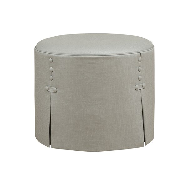 Brooke Tufted Ottoman by Duralee Furniture